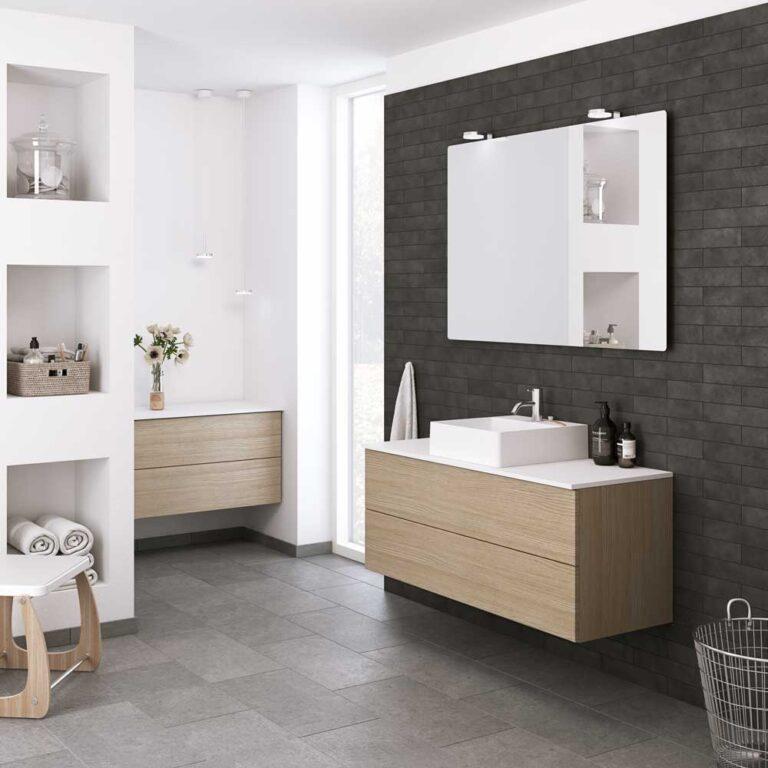Badeværelsesmøbler fra Dansani